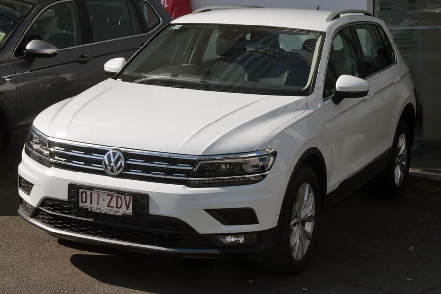 2019 Volkswagen Tiguan 5N Comfortline Suv Image 1