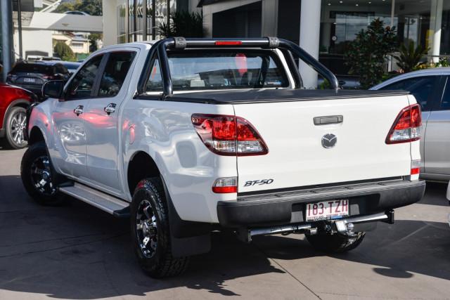 2014 Mazda BT-50 UP0YF1 XT Hi-Rider Utility Image 2