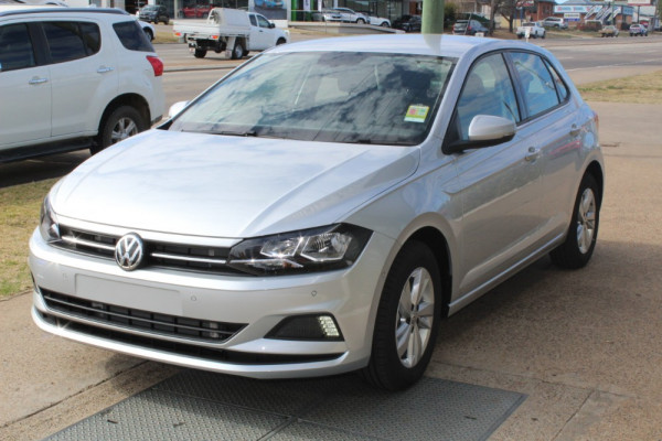 2019 MY20 Volkswagen Polo AW Comfortline Hatch Image 2