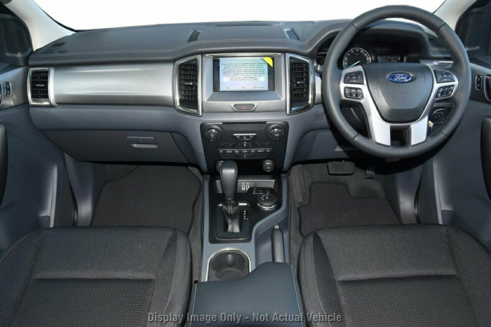 2018 Ford Everest UA MY18 Trend 4WD Wagon