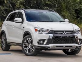 Mitsubishi ASX XLS AWD XC