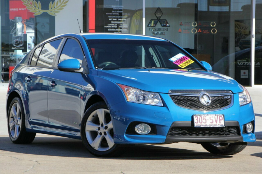 2012 Holden Cruze SRi-V - Redcliffe MG
