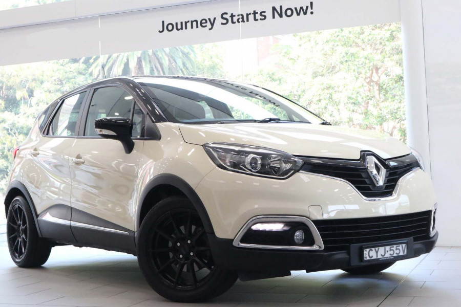 2015 Renault Captur Expression
