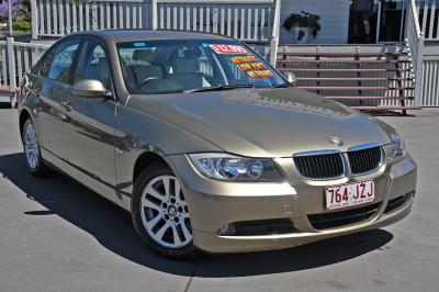 2007 BMW 3 Series E90 320i Sedan