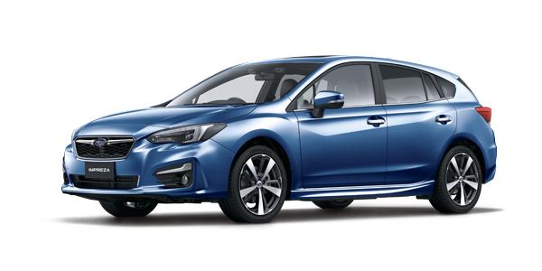 2020 MY0  Subaru Impreza G5 2.0i-S Hatch Hatchback