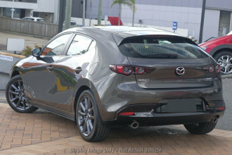 2020 Mazda 3 BP G20 Evolve Hatch Hatchback Image 3