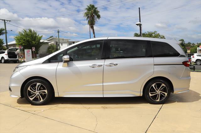 2015 Honda Odyssey 5th Gen MY15 VTi-L Wagon Image 3
