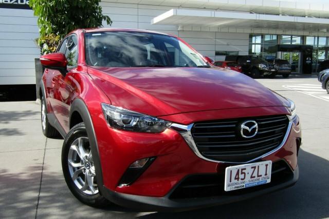 2019 Mazda CX-3 DK2W7A Maxx SKYACTIV-Drive FWD Sport Suv