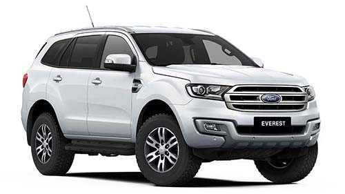 2017 MY18 Ford Everest UA Trend RWD Suv