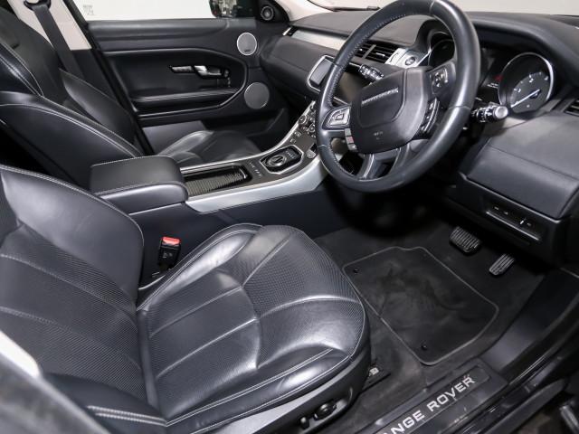 2017 Land Rover Evoque Range Rover Evoque Td4 180 Hse Auto Td4 180 Hse Wagon
