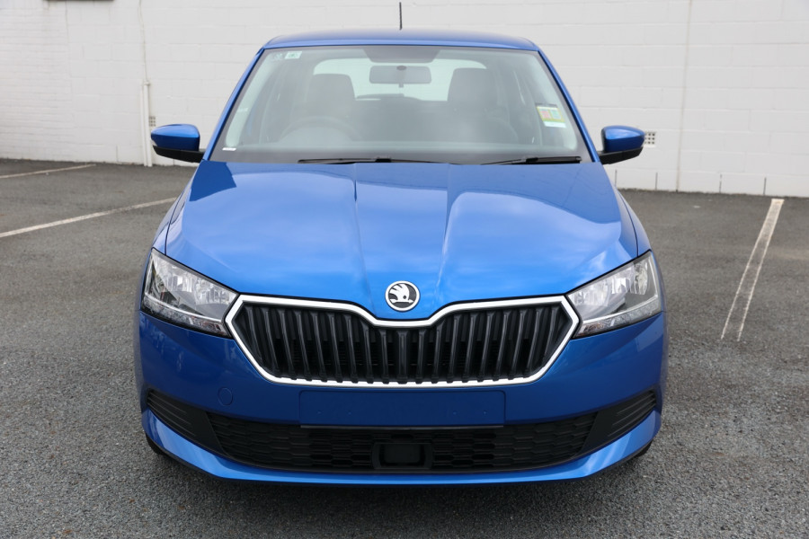 2020 Skoda Fabia NJ Hatch Hatchback Image 2
