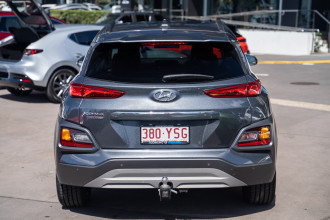 2018 Hyundai Kona OS Highlander Suv Image 4