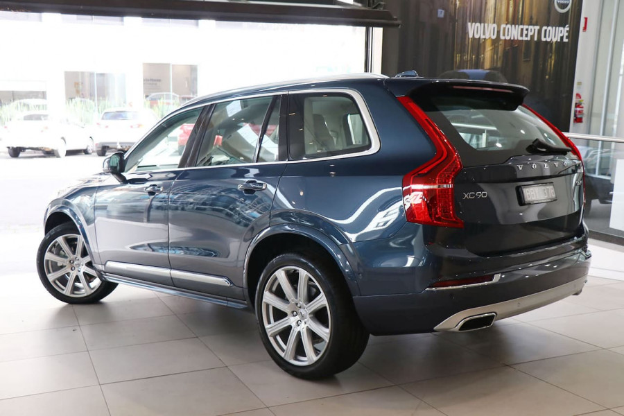 2019 Volvo XC90 L Series T6 Inscription Suv Mobile Image 3