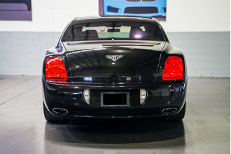 2008 Bentley Continental 3W MY08 Flying Spur Sedan Image 3