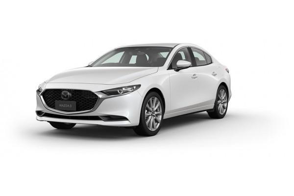 2021 Mazda 3 BP G20 Evolve Sedan Sedan Image 2