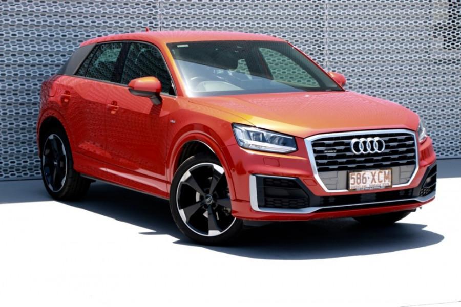 2017 Audi Q2 GA MY17 sport Suv
