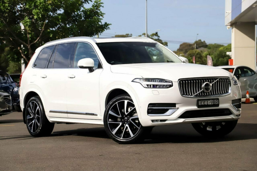 2019 MY20 Volvo XC90 L Series MY20 T6 Geartronic AWD Inscription Suv