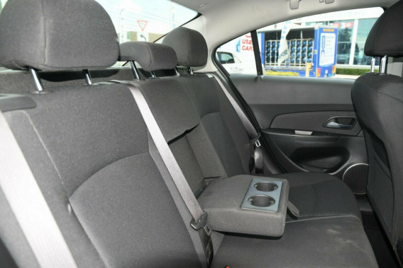 2011 MY12 Holden Cruze JH Series II MY12 SRi Sedan