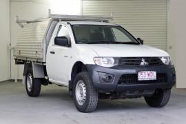 Mitsubishi Triton GL MN MY15