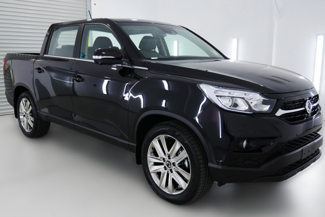 2019 SsangYong Musso Ultimate 1 of 26