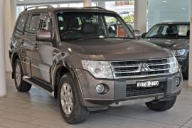 Mitsubishi Pajero Platinum NT