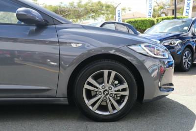 2016 MY17 Hyundai Elantra AD Active Sedan Image 4