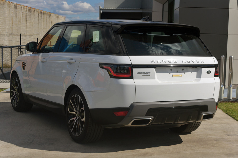 2018 MY19.5 Land Rover Range Rover Sport L494 SE Suv Mobile Image 4