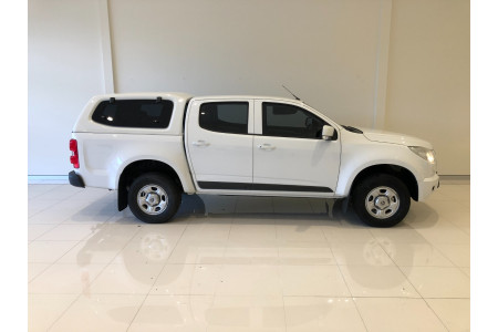 2015 Holden Colorado RG Turbo LS 2wd d/c canopy Image 2