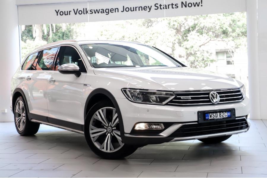 2016 Volkswagen Passat 3C (B8)  140TDI Alltrack Wagon