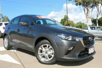 Mazda CX-3 Maxx SKYACTIV-Drive i-ACTIV AWD Sport DK4W7A