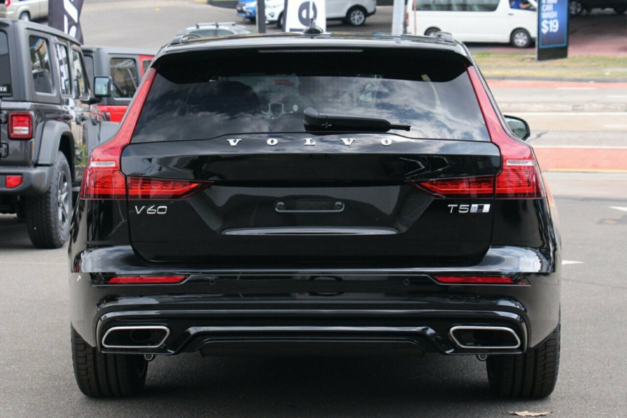 2019 MY20 Volvo V60 F-Series T5 R-Design Wagon Image 19