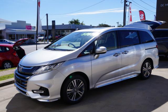 2020 MY0  Honda Odyssey 5th Gen VTi-L Van