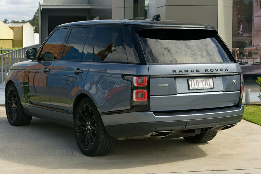 2018 Land Rover Range Rover L405 18MY SDV8 Suv Mobile Image 4
