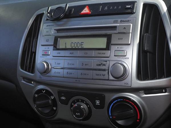 2014 Hyundai I20 PB MY15 Active Hatchback