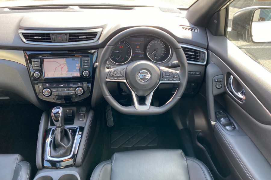 2020 MY0  Nissan QASHQAI J11 Series 3 Ti Suv Image 22
