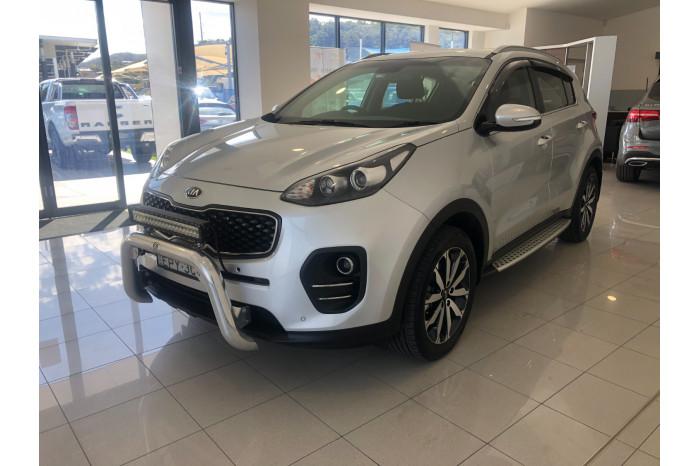 2017 Kia Sportage QL MY18 Si Suv