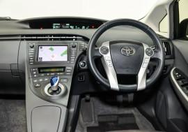 2011 Toyota Prius Toyota Prius I-Tech Hybrid  I-Tech Hybrid Hatchback