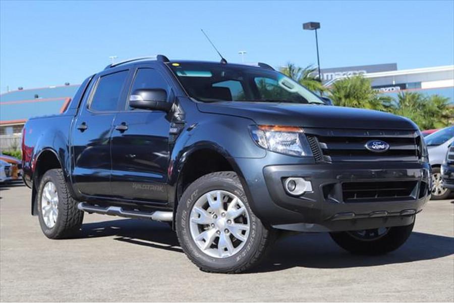 2014 Ford Ranger PX Wildtrak Utility