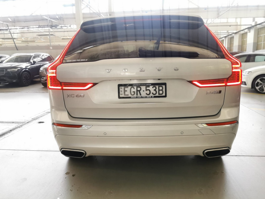 2020 Volvo XC60 UZ D4 Inscription Suv Image 7