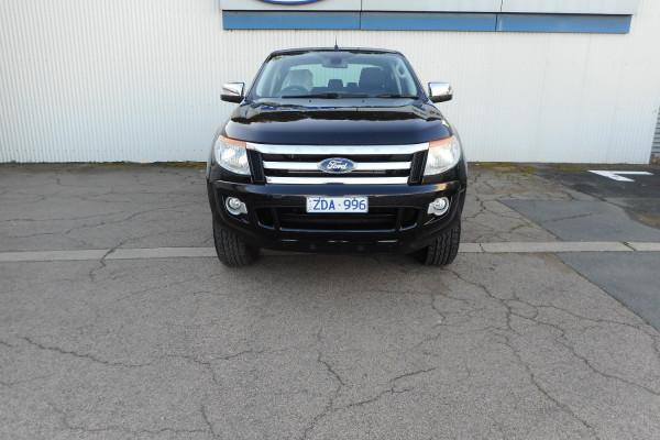 2013 Ford Ranger PX XLT Utility Image 2