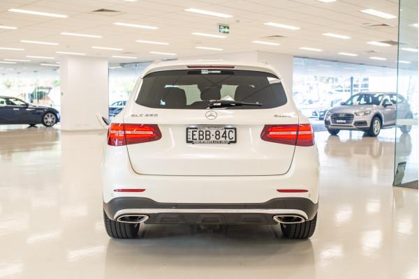 2017 MY07 Mercedes-Benz Glc-class X253  GLC250 Wagon Image 5