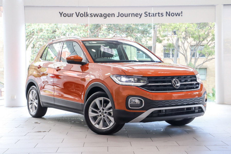 2021 Volkswagen T-Cross DSG