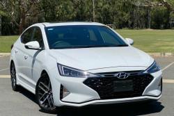 Hyundai Elantra Sport Premium (Black) AD.2 MY20