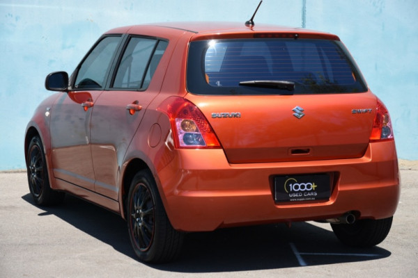 2008 Suzuki Swift RS415 RS415 Hatchback Image 3
