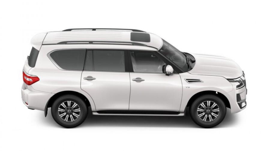 2020 Nissan Patrol Y62 Series 5 Ti-L Suv Image 13