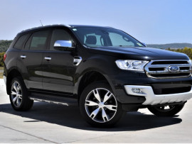 Ford Everest Titanium UA