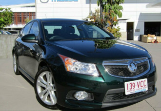 Holden Cruze SRi-V JH Series II MY14