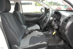 2015 Isuzu Ute D-MAX MY15 SX Crew Cab Cab chassis