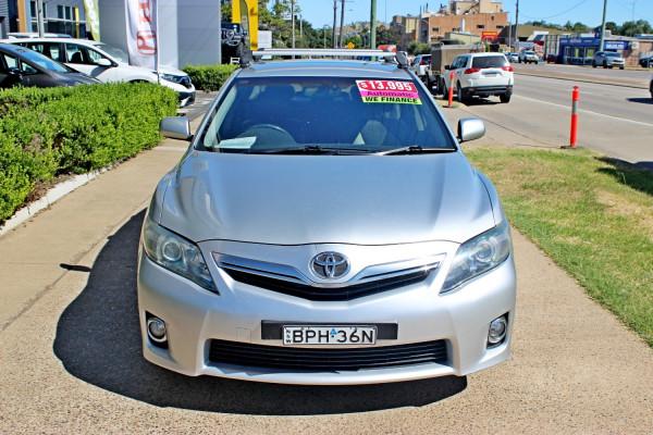 2010 Toyota Camry AHV40R  Hybrid Hybrid - Luxury Sedan Image 3