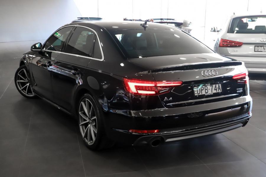 2017 Audi A4 sport